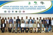 OFAB-Ethiopia Program holds Annual Review and Planning Meeting